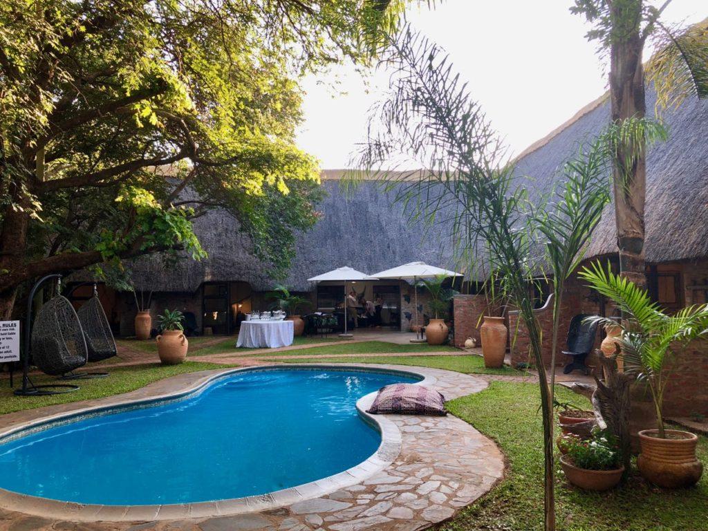 Pool, Nguni Lodge Victoria Falls