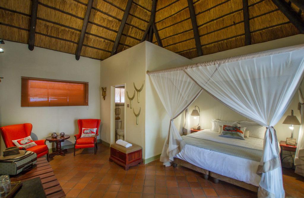 Deluxe Room Nguni Lodge at Victoria Falls