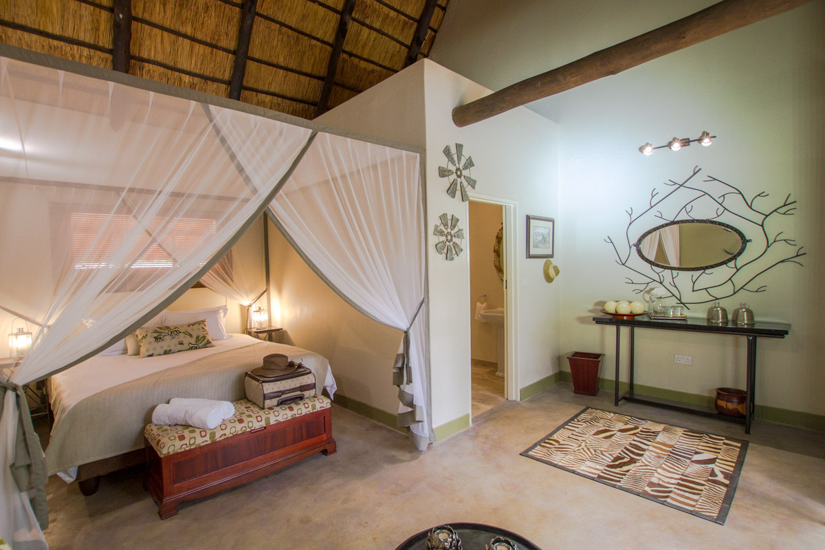 Nguni Lodge Victoria Falls Deluxe Pool View Room