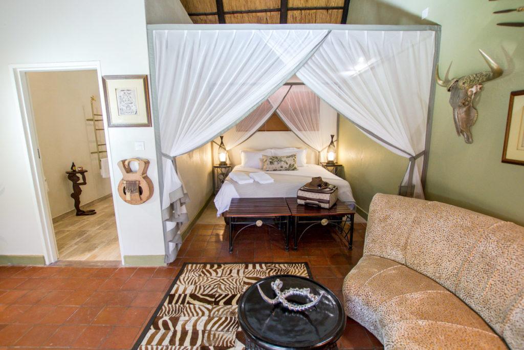 Deluxe Room with en-suite Nguni Lodge, Victoria Falls