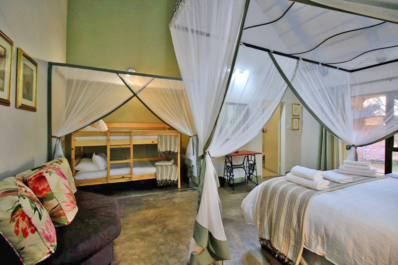 Standard Family Room en suite Nguni Lodge Victoria Falls