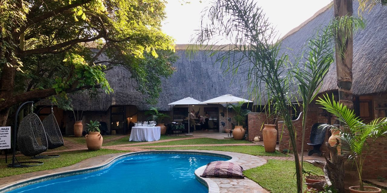 Pool, Nguni Lodge Victoria Falls