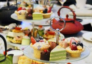 High Tea Livingstone Island